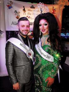 Mister and Miss Gay Arlington 2017